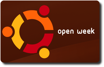 Ubuntu Open Week
