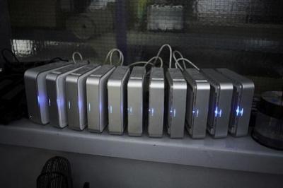 5 TB Mac mini