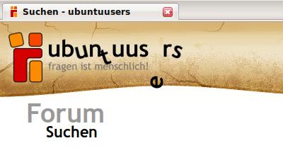 Ubuntuusers-Header