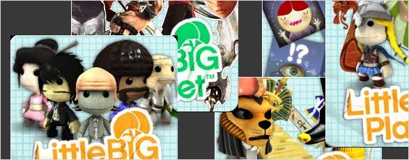 Downloads für Little Big Planet