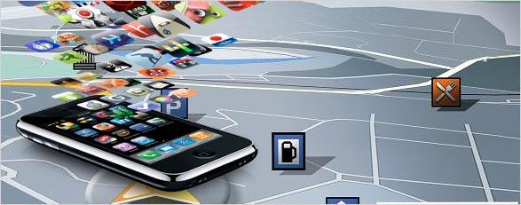 iPhone-Navigationslösung von Navigon