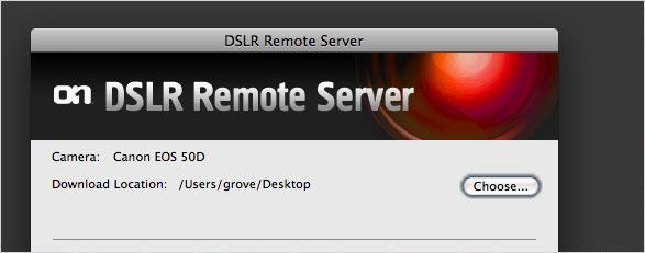Remote Server Fotospielzeug