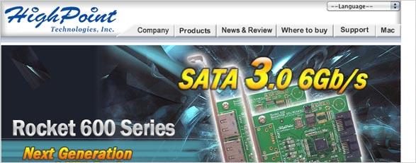 SATA III-Erweiterungskarte: SATA-Beschleunigung