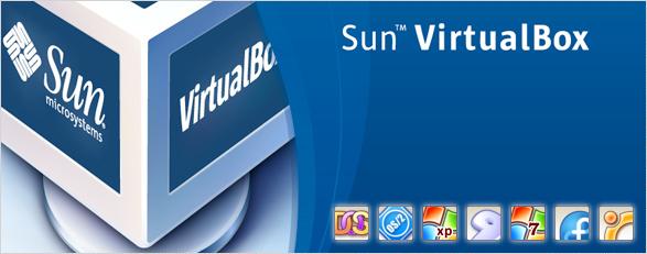 Virtualisierung - VirtualBox Kopfgrafik