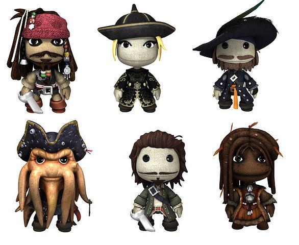 Besuch von Jack Sparrow