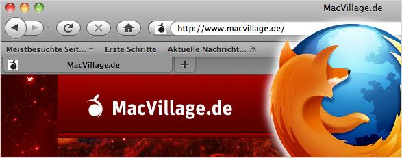Firefox Titelgrafik