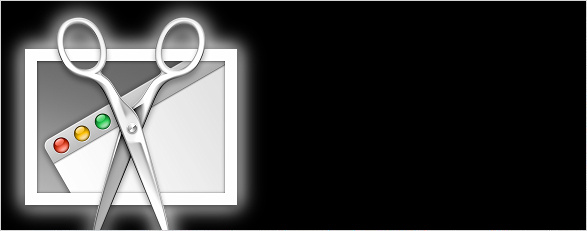 Mac OS X – Schwarze Bildschirmfotos