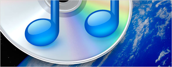 Zentrale iTunes-Library