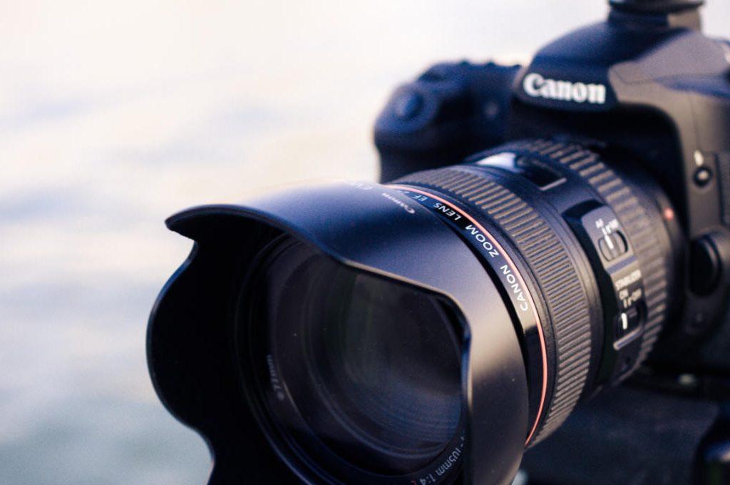 Fotografie – Canon EOS SLR