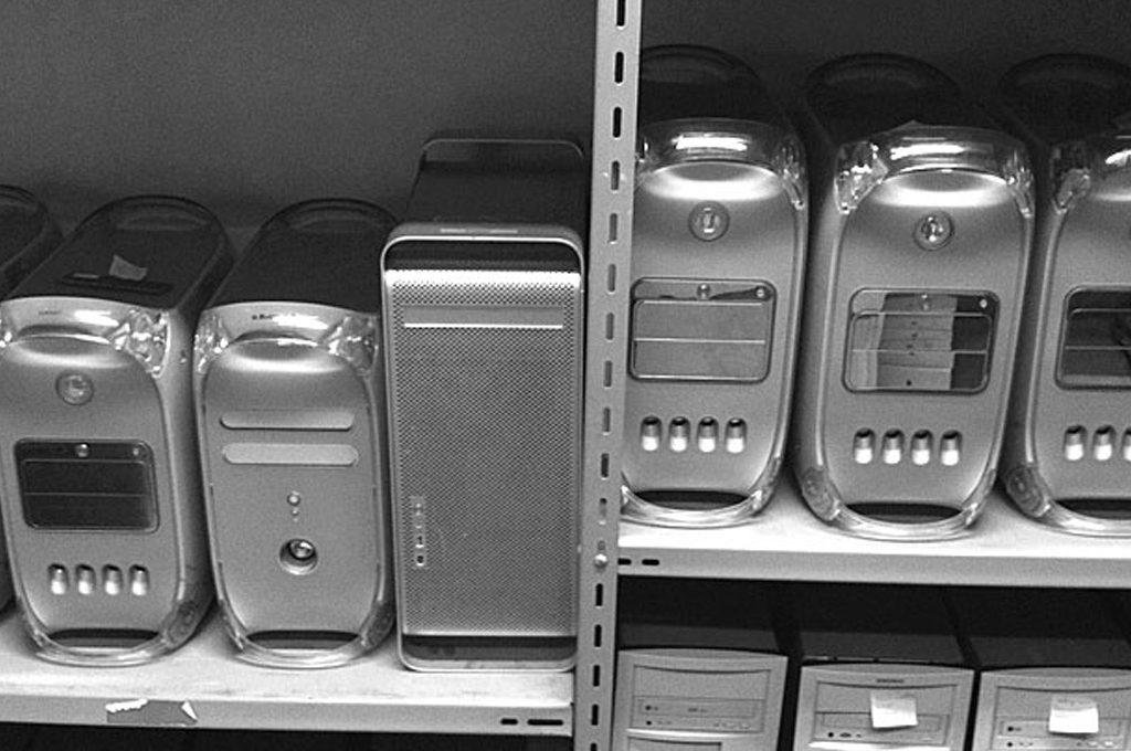 Apple PowerMac G4 und G5