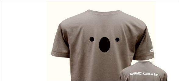 Koalas Karmic shirt