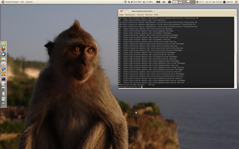 Lucid-Desktop – Alles neu macht der April
