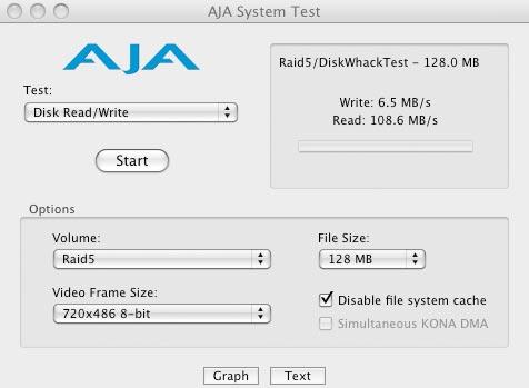 Xserve Raid - Performanceprobleme