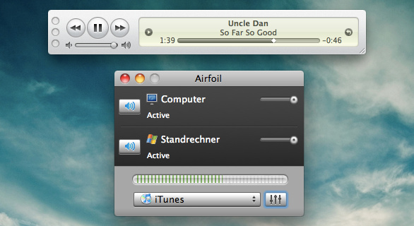 AirTunes ohne Airport Express
