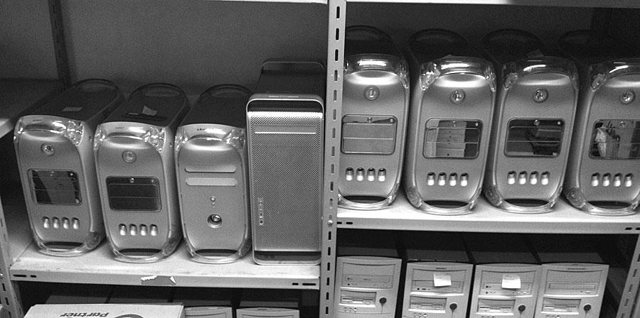 PowerPC G4 und G5