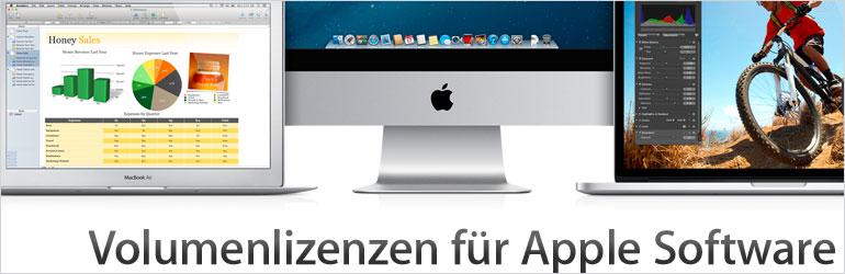 Bring your own App – Apple Volumenlizenzen