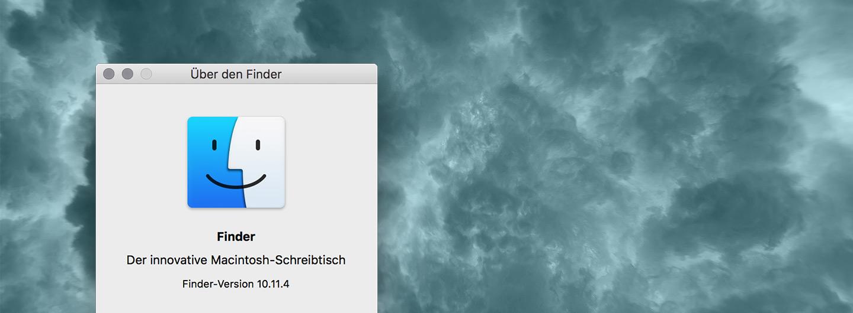 Dateipfade über Finderfunktion anzeigen lassen