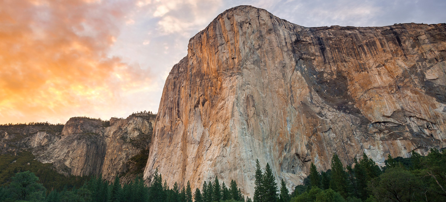 macOS Yosemite Wallpaper