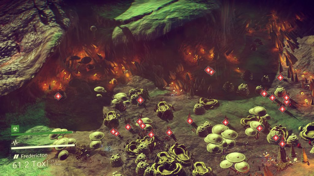 No Man's Sky – Plutoniumfeld