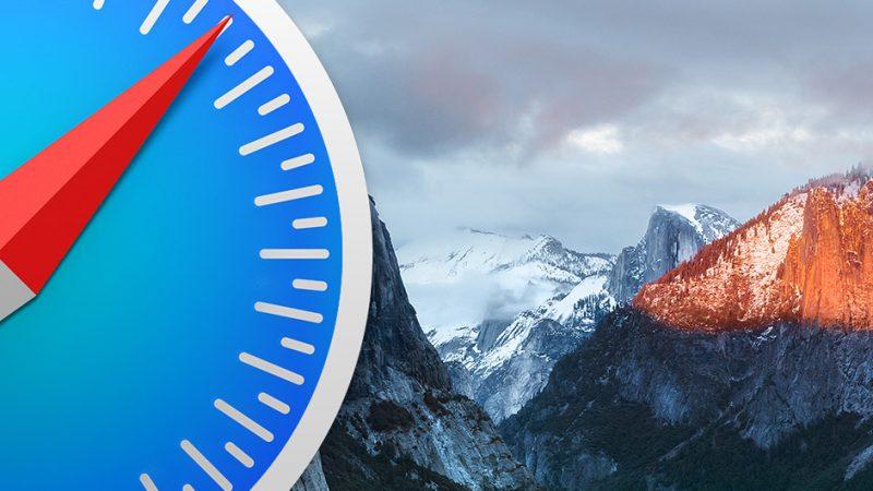 Auf Safari mit gespeicherten Passwörtern – Mac OS X Safari Icon