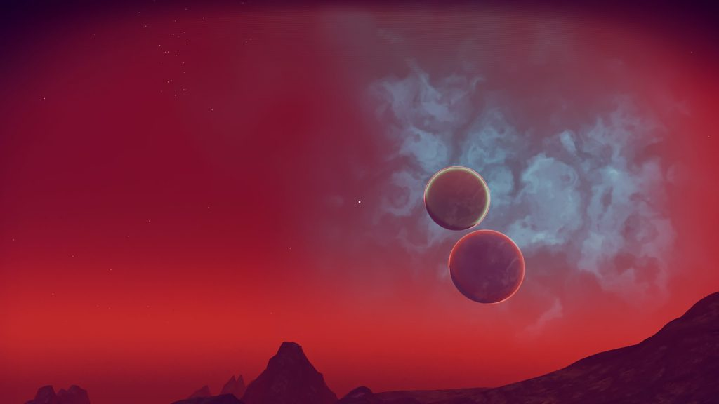 No Man's Sky 4K Wallpaper