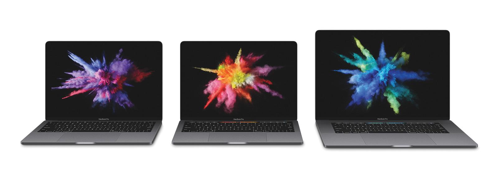 Apple MacBook Pro 15- und 13-Zoll