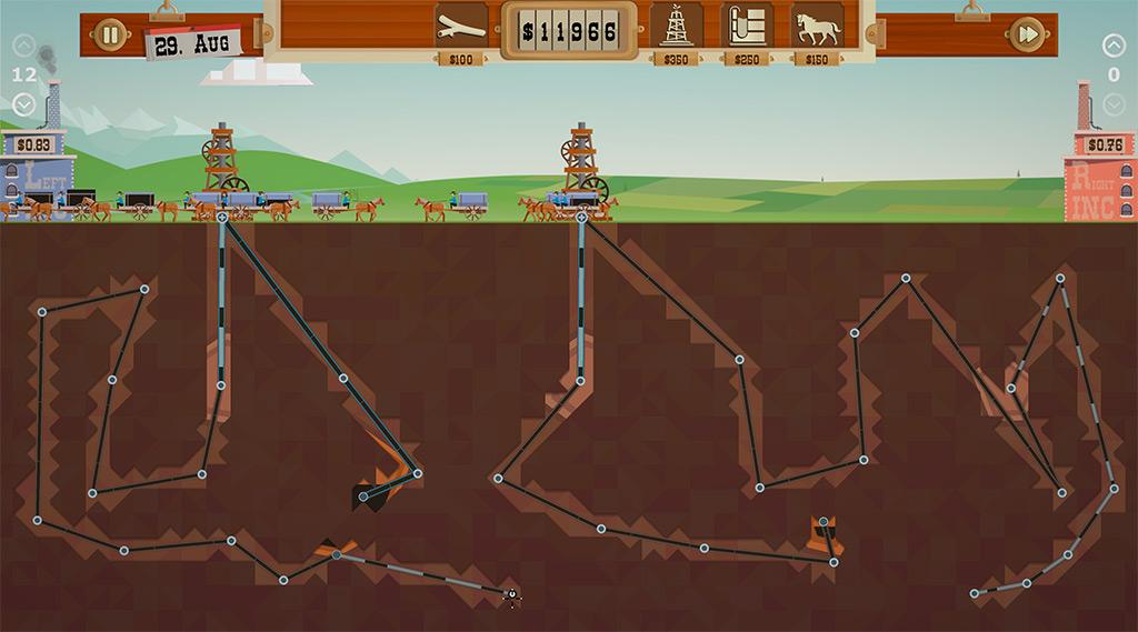 Turmoil (macOS) - Screenshot