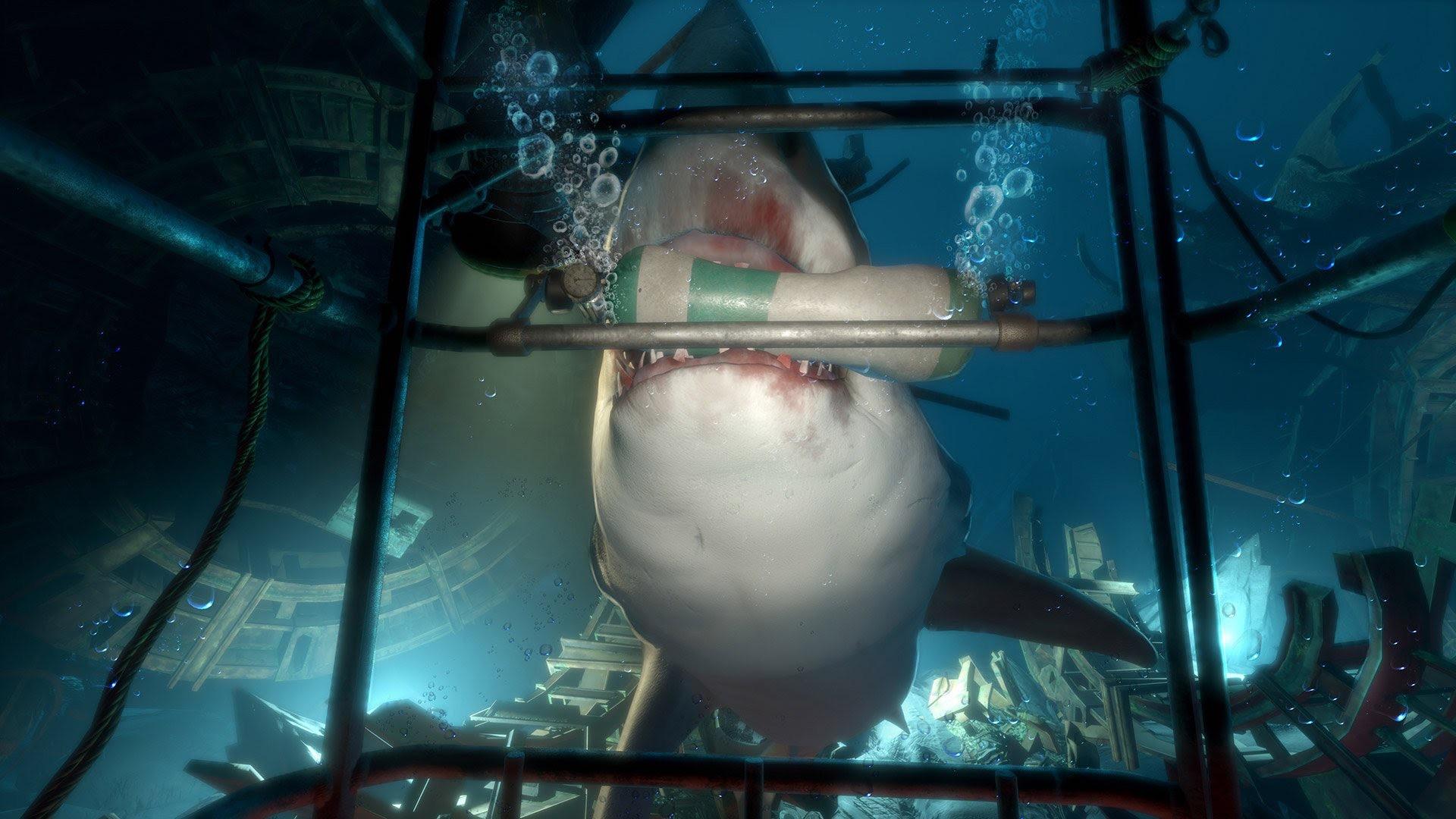 Ocean Descent – PlayStation VR