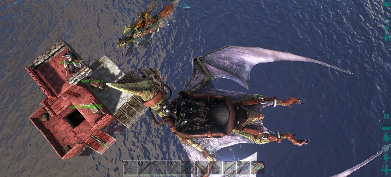 Die 10 besten Spiele für den Mac, Platz 1: Ark – Survival Evolved