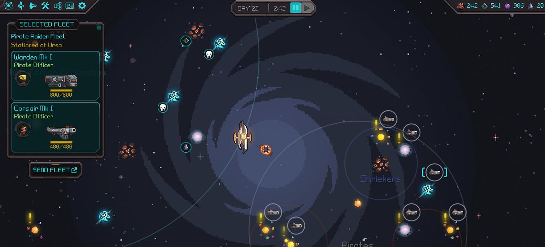Die 10 besten Spiele für macOS – Halcyon 6: Starbase Commander