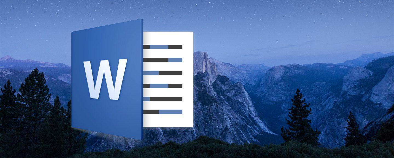 Word – Kompilierungsfehler im ausgeblendeten Modul link