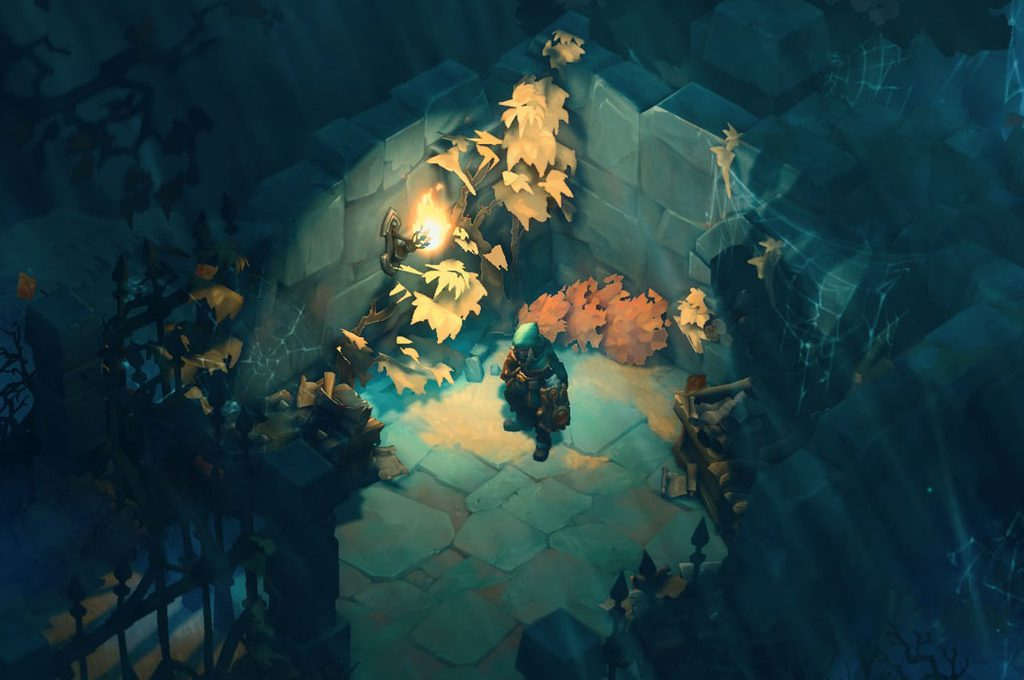 Battle Chasers Nightwar Screenshot