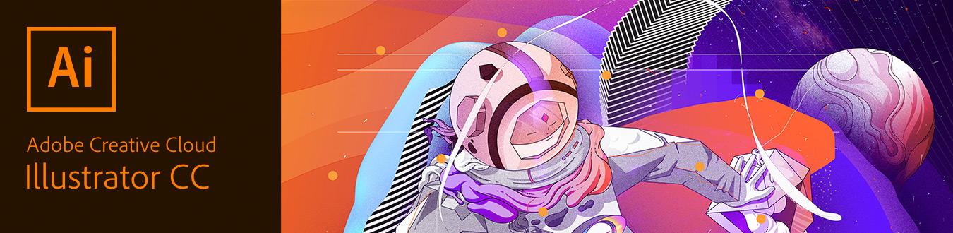 Illustrator CC 2018 – Formgitter und OpenType