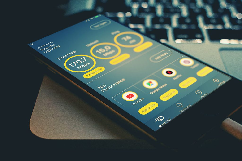 Meteor – Speedtest mit Design