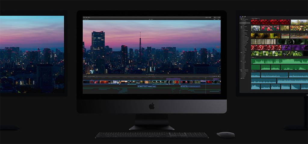 iMac Pro und Videoschnitt