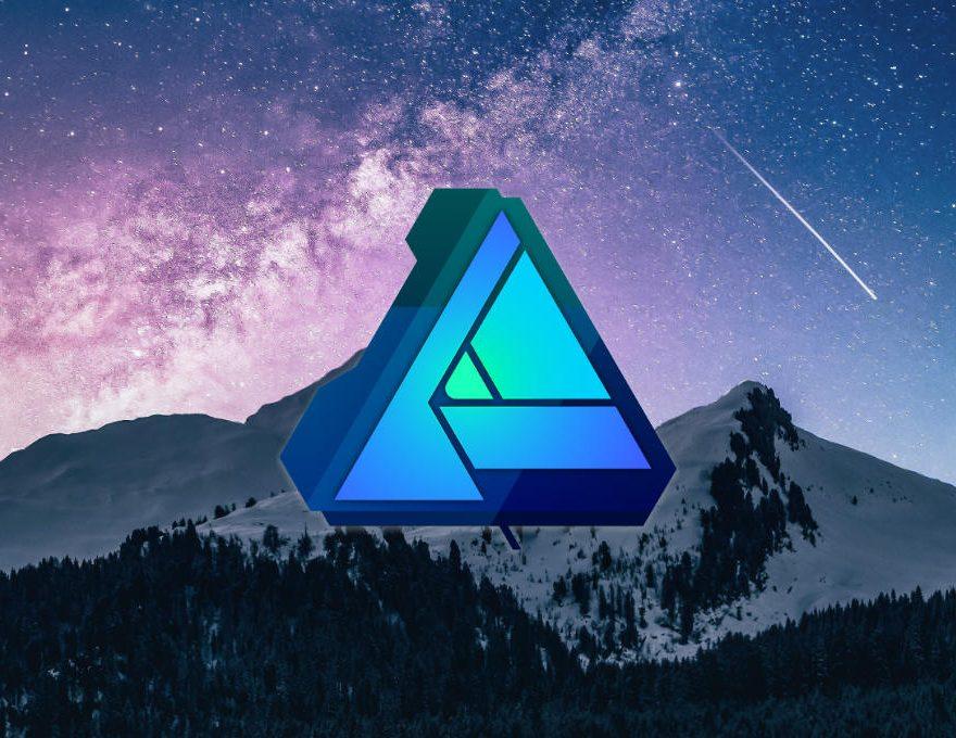 Affinity Designer Oberfläche zurücksetzen