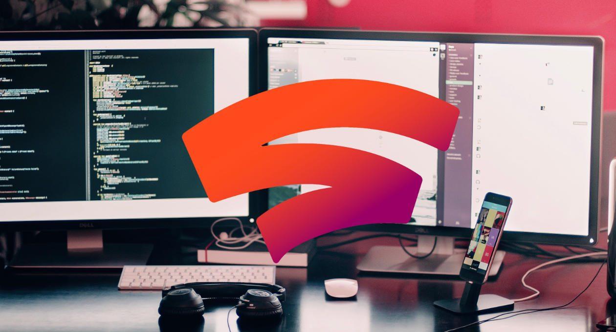 Google Stadia auf dem Mac