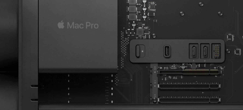 Mac Pro Hardwarebauteile